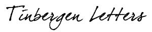 Tinbergen Letters